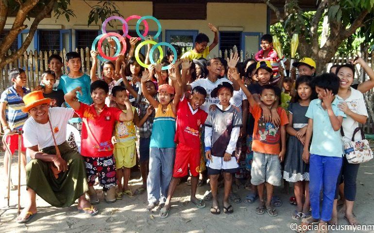 Social Circus Myanmar